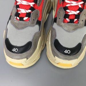 Shoes - Balenciaga Triple S 483513